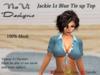 Jackie lt blue add nd