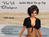 Jackie black add nd