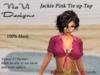 Jackie pink add nd