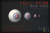Full perm mesh eyes ad