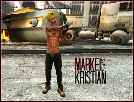 Markel Shapes :: Kristian::