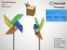 *M n B* Pinwheel (meshbox)
