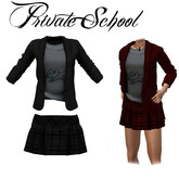 Privateschool black