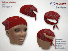 *M n B* Bandana (meshbox)