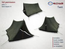 *M n B* Tent (meshbox)