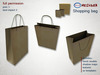 *M n B* Shopping bag (meshbox)