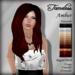 Tameless Hair Amber (MESH) - Naturals