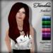 Tameless Hair Amber (MESH) - Fantasy