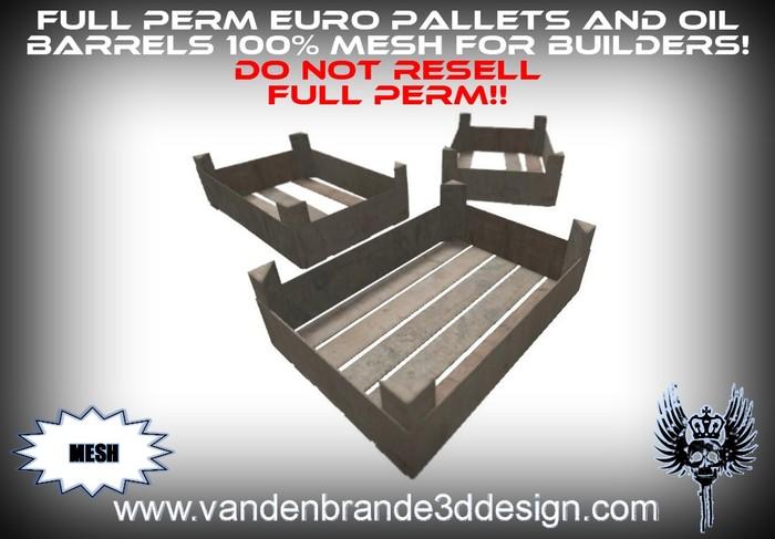 ~Full perm Fruit crates 100% mesh!