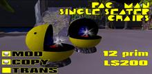 Pac-Man Single Chair (MOD + COPY) Boxed
