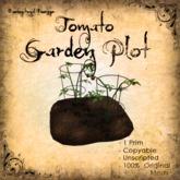 [DDD] Lil' Garden Plot - Tomatoes - 100% Mesh
