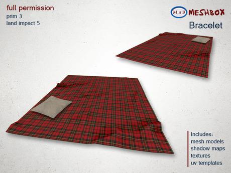*M n B* Blanket (meshbox)