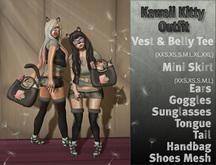 NS:: Kawaii Kitty Outfit
