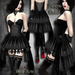 ~Black Arts~Sirena Gothic Outfit