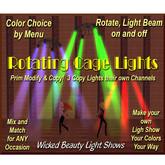 Rotating Lights 100, 101 & 102