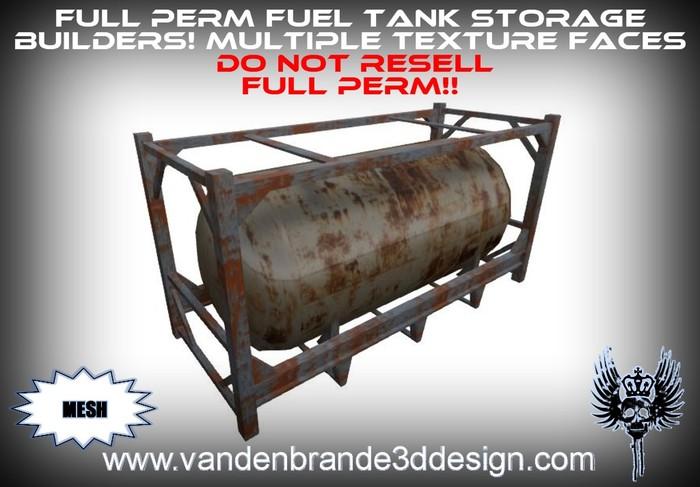 ~Full perm Fuel tank storage 100% mesh!