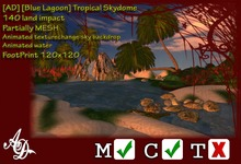 [AD] [Blue Lagoon] Tropical Skydome