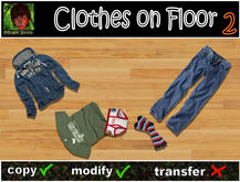 Clothes on Floor2