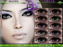 Beautiful Freak -  Nocturnal Eyes - original series fatpack