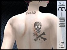 MissAvi Trendy Tattoo 'Wanted'