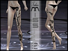 MissAvi Trendy Kuka Tattoo
