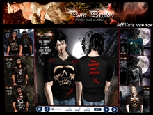 Pure Passion Fantasy RP T-shirts AFFILIATE