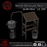 Water Distiller Prop