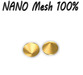 T-3D Creations [Stud Gold - NANO -] MESH - Full Perm -