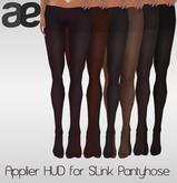 :AE: Appliers forSLINK Pantyhose Feet