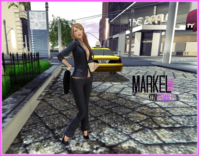 Markel Shapes :: Koni ::