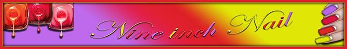 9 inch   shop banner logo