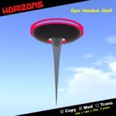 HORIZONS Open Holodeck Shell