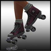 Latreia- Roller Skates Pink