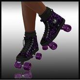 Latreia- Roller Skates Purple