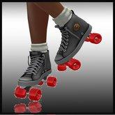Latreia- Roller Skates Grey