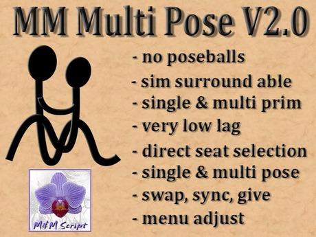 !MM! Multi Pose Script (DEMO)