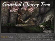 NEW! Gnarled Cherry Tree from Studio Skye 100%Mesh