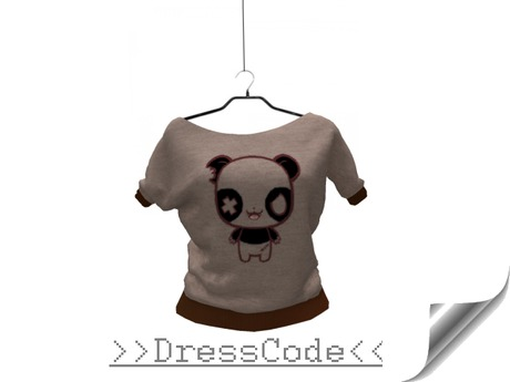 >> DressCode << [Plush Panda Crazy]