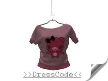 >> DressCode << [Teddy vampire girly]