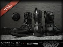 Razor /// Johnny Rotten Boots w/ HUD