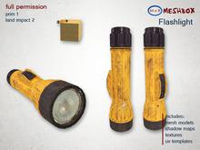 *M n B* Flashlight (meshbox)