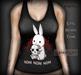 Evil bunny tank