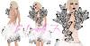 Boudoir The Butterfly Fx dress
