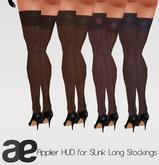 :AE: Appliers forSLINK Stocking Feet Long (Sheer)