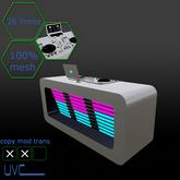 UVC Co. - Neo Disco Table Mesh (B&P)