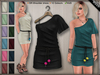 DN Mesh: Piperness Dress w HUD