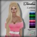 Tameless Hair Larissa (MESH) - Fantasy