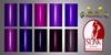 Orc Inc : Slink Avatar Enhancement Hand and Toe Nails - Rich Purple Dark