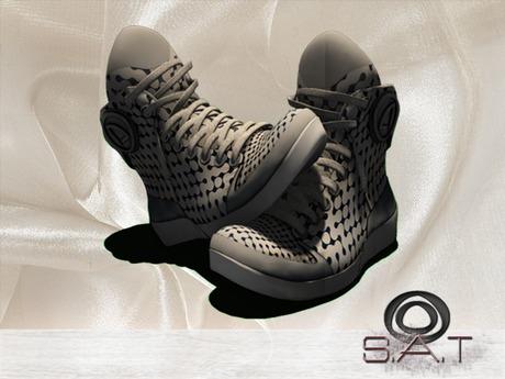 .:SaT:. Designs unisex sneakers