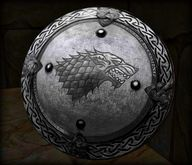 GoT inspired - Stark shield - Colour version - PROMO PRICE